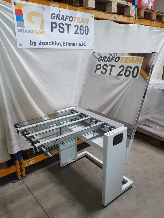 Neugeräte Druckplattenstapler Grafoteam PST 260-78